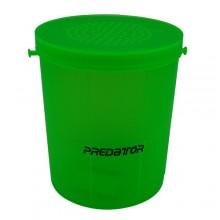 Predator Worm Bucket - Green