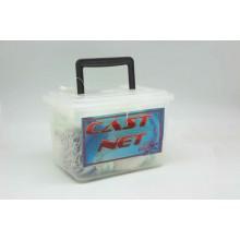 Cast Net 5' Cotton With Box