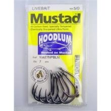 Mustad 10827Npbln (25'S) Hoodlum