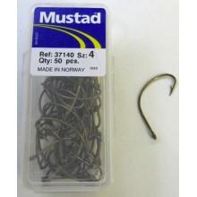 Mustad 37140 (50'S) Wide Gap   (Van Der Merwe)