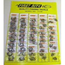 F/Bite Carded Hooks 37140