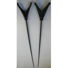 Rod Stand - Steel 1.2M Per Pair