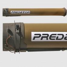 Predator Rod Tube Telescopic