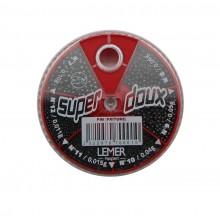 Lemer Split Shot Super Doux Red Dial - Fin